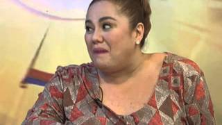 Ruby Rodriguez grilled on 'Ihaw Na!'
