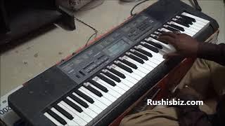 Raja Lalkari Ashi De Piano Instrumental (Vijay Master)