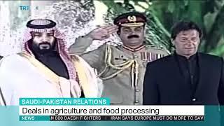 Saudi crown prince visits Pakistan