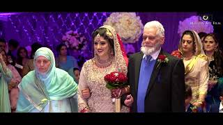 Best Pakistani Wedding Trailer | Nagina & Waqar | Grand Sapphire Croydon