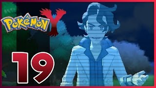 Pokemon Y Walkthrough - Part 19 - Reflection Cave! (Pokemon Y Gameplay)