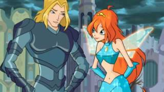 Winx Club:Battle For Magix:Bloom Saves Sky! HD!
