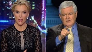 Gingrich, Kelly duke it out over alleged media bias