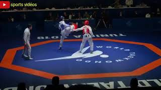 Great Final [ Iran vs Azerbaijan ] Male (-51kg) |2018 World Junior Taekwondo Championships