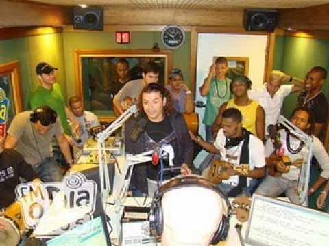 Roda de Samba dos Amigos da FM O Dia 2