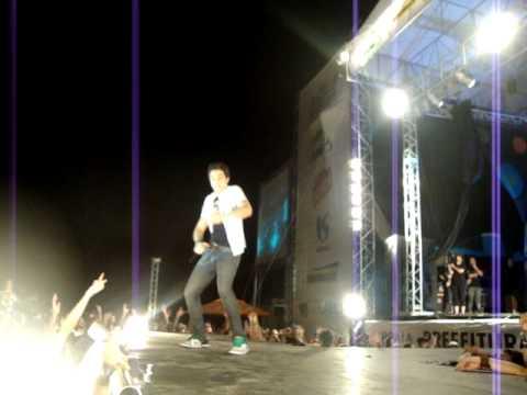 Luan Santana meteoro com coreografia