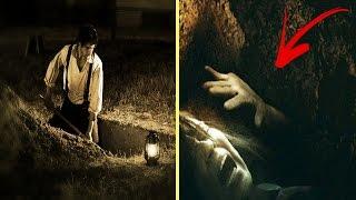"""رجل يضع أبناء أخته فى قبر أخته لمدة 15 يوم """"لن تتخيل ماذا حدث لهم وماذا فعلوا"""""""
