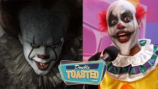 IT (2017) MOVIE REVIEW - Double Toasted Review