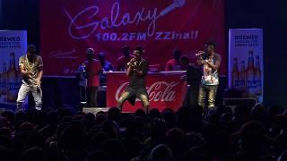 B2C NYONGERA Live performance at Zzina Beach Carnival 2017
