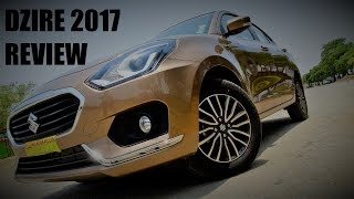 New Maruti Dzire 2017 First Drive Review, Walkaround Everything You Need to Know