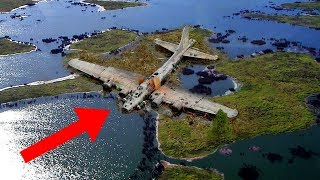 Most MYSTERIOUS Swamp Discoveries!