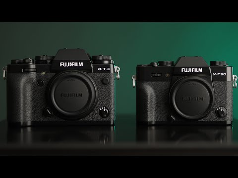 Don t BUY the Fuji X T3 until you watch this Fuji X T30 Comparison