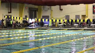 Kennedy Spirk - 100M - Freestyle - LC - Midtown Throwdown - April 25, 2015