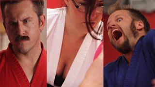 Enter The Dojo S3, Episode 6: Boobs, Balloons and Buffoons