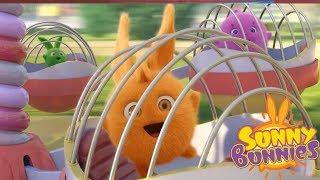 Cartoons for Children | THE FUN FAIR | SUNNY BUNNIES | Funny Cartoons For Children