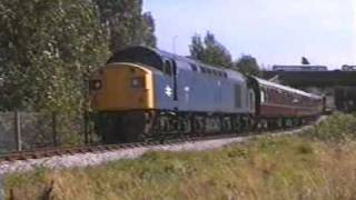 Class 40 - 40135 Tackles The Bury Hump..mpg