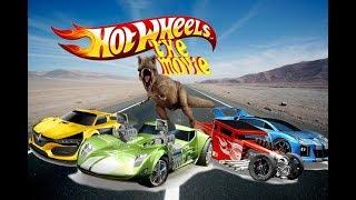 Hot Wheels movie Trailer