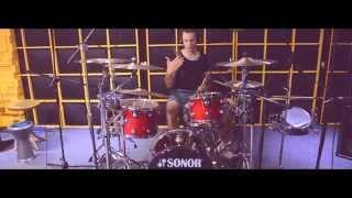 Bongoman Elizz - Kontrafakt - TAXI feat. Laris Diam - Drum Cover