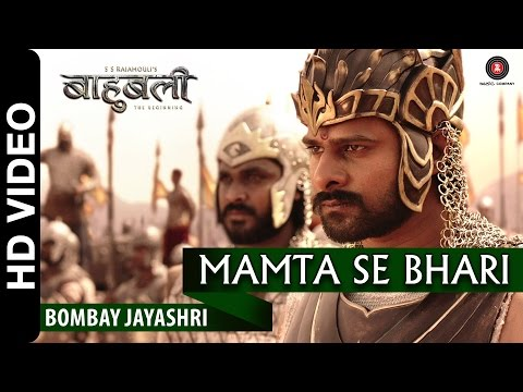 Mamta Se Bhari (Mamatala Talli) Video Song | Baahubali - The Beginning - 2015