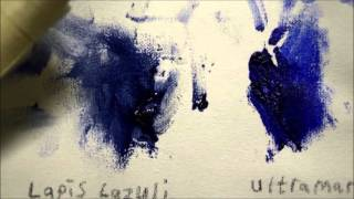 Paint Pigments- Hue vs. Synthetic vs. Natural