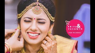The Cinematic video of Priya & Vasanth