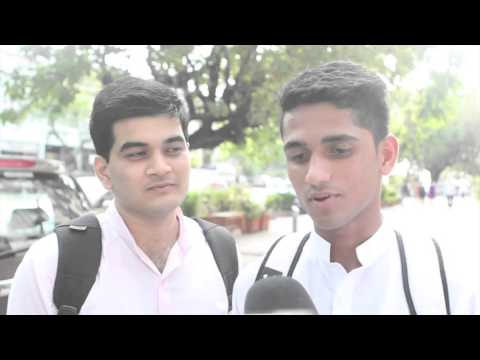 Holland Meets Pune 2016 - The people of India pronouncing Dutch words