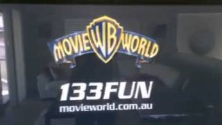 Opening to happy feet DVD