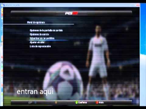 Aumentar La Velocidad de PES 2012 Para PC 2012