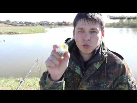 как сделать болтушку на рыбалку видео
