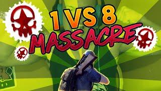 1v8 By Ghosters + Bonus Tyler1 vs Trick2 Clip