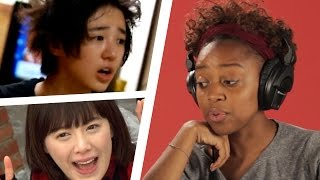 Americans Watch K-Dramas For The First Time