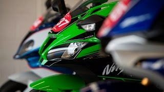 2016 Kawasaki ZX-10R vs BMW S1000RR vs Yamaha YZF-R1 | Bike Social