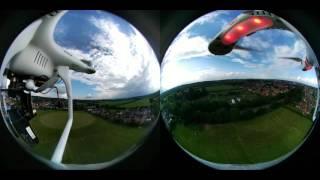 Test Phantom 360 Video