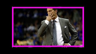 NEWS 24H - UCLA basketball: steve alford should be on the hot seat