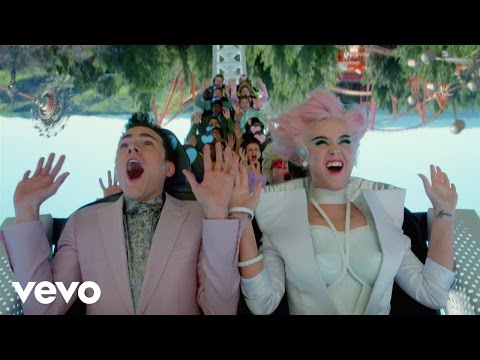 Katy Perry Chained To The Rhythm Official ft. Skip Marley