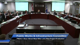 Public Works and Infrastructure Committee - October 18, 2017 - Part 2 of 2
