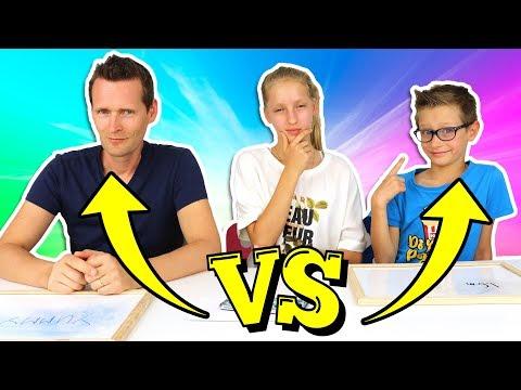 Who Knows Karina Better DAD vs RONALD