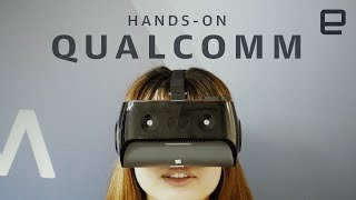 Qualcomm Snapdragon 845 VR Hands-On at MWC 2018