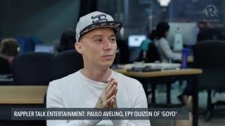 Rappler Talk Entertainment: Paulo Avelino and Epy Quizon on