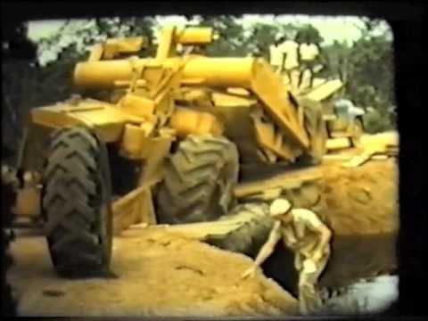 Liberia Scrapers & Dozers