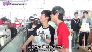 【NCT-FUTURE Chinese Sub】2015 SMRookies GAMETIME  BEST FRIE