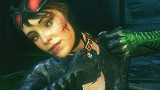 Batman: Arkham Knight - Most Wanted: Riddler's Revenge - Rescuing Catwoman Part 1