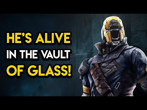 Destiny 2 HE S ALIVE IN THE VAULT OF GLASS