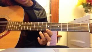 Nepali song k Vanne hamro asmaya play guitar