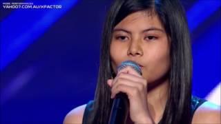 Marlisa Punzalan - My Personal Top 5 Favourite X Factor Performances