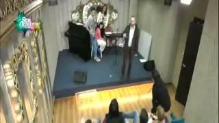 تمارين الطلاب على الأغاني مع طوني 22 12 2014 الجزء الأول