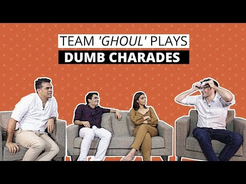 Xxx Mp4 Ghoul Web Series Cast Enjoys Dumb Charades Radhika Apte Netflix 3gp Sex