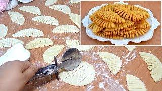 رغايف العيد بشكل جديد ومذاق لذيذ ومكونات بسيطة مقرمشين و معسلين روعة