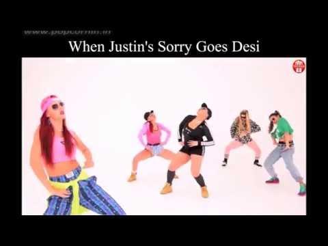 Justin Bieber's Sorry In Desi Style