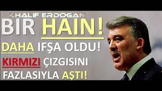 """Erdoğan: """"Abdullah Gül Kılıçdaroğlu ile ne Görüştü?"""" Sinsi Tehlike Gül Başkanlık Adayı mı?"""